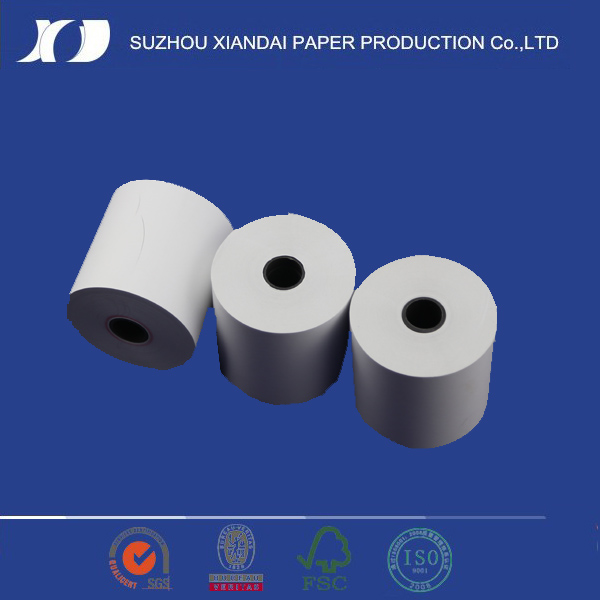 glossy thermal paper with clear image and long shelf time