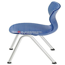 China Manufacturer Plastic School Furniture Reading Chair For Student