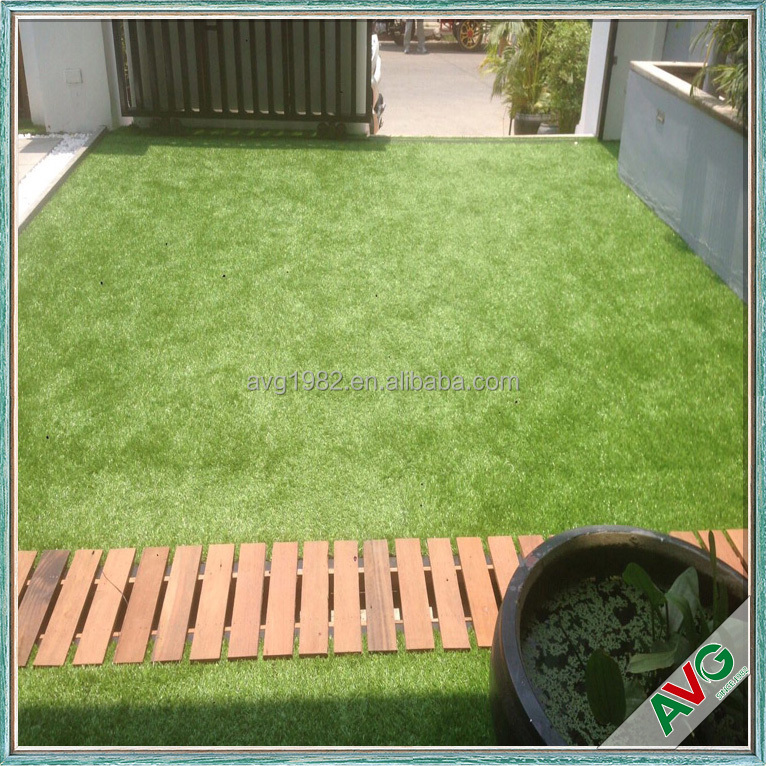Fire Resistance Outdoor Artificial Lawn Turf Rug Fake Grass For Balcony Reviews Well