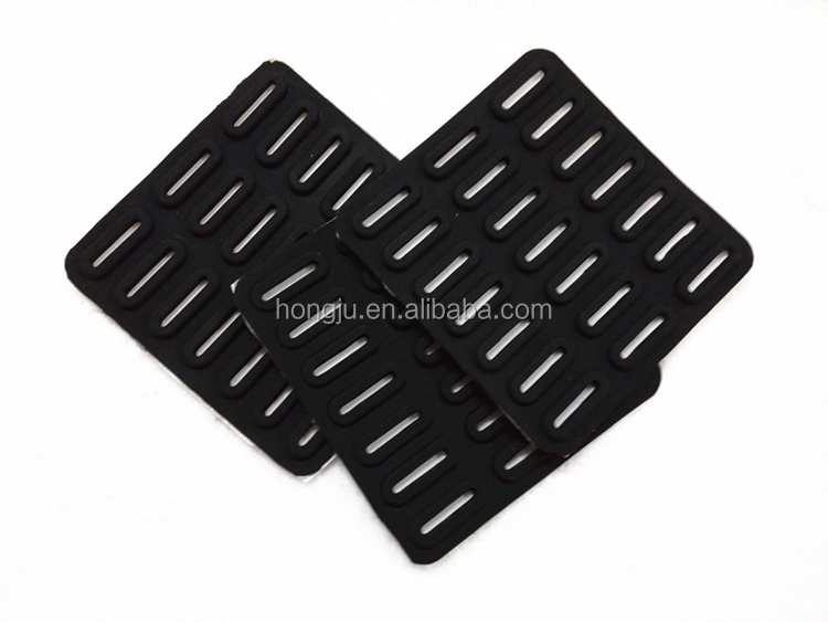 3M self-adhesive silicone rubber feet, anti-slip adhesive rubber feet, anti-slip EVA pad