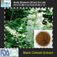Hot Selling 10:1 Top Quality Black Cohosh Extract