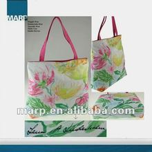 Fasion Big Flower Handbag