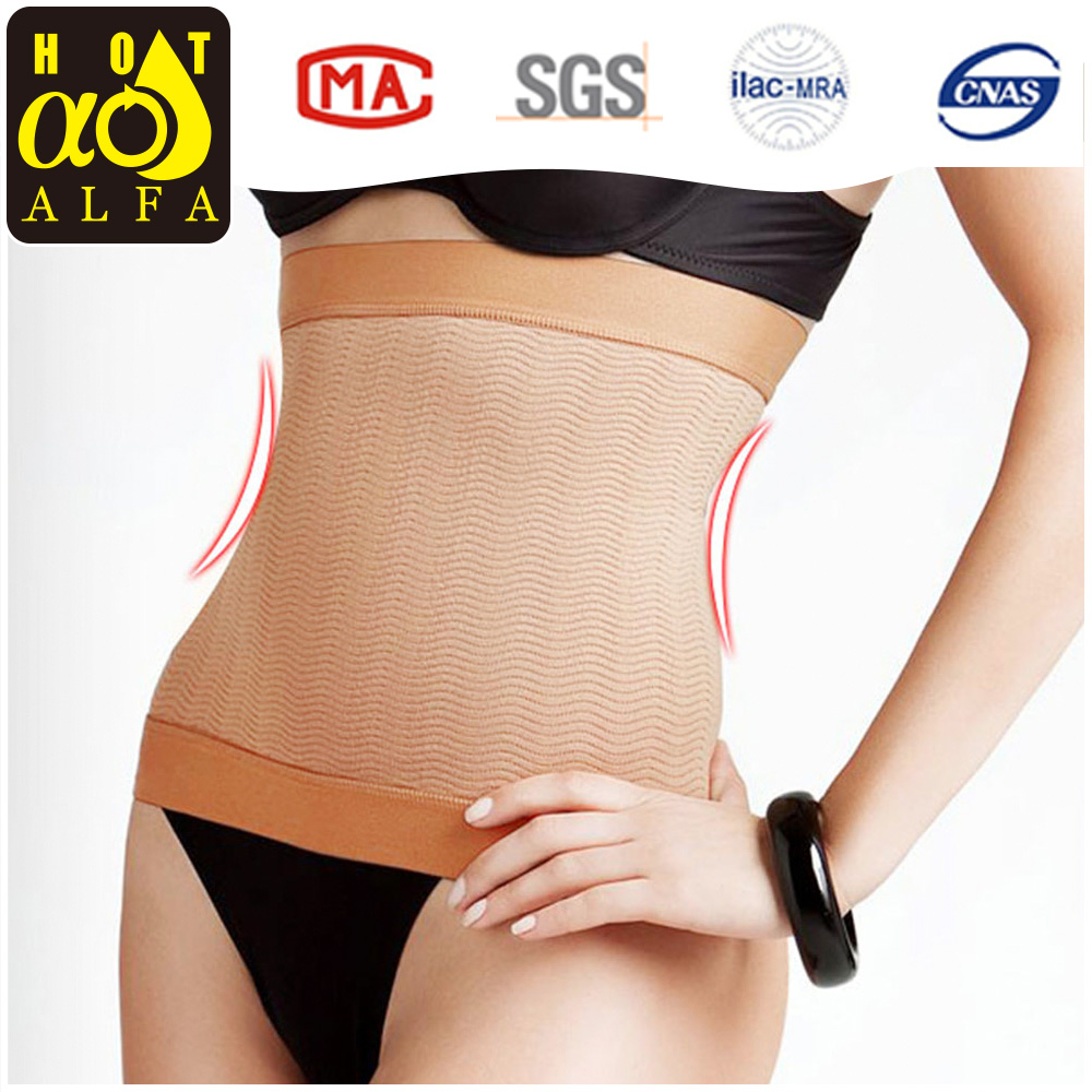 Ann Chery Womens Tummy Fit Trimmer Back Support Girdle Fabric P128