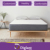 "Cool Gel Memory Foam Mattress Topper - All Sizes & 1"" 2"" 3"" 4"""
