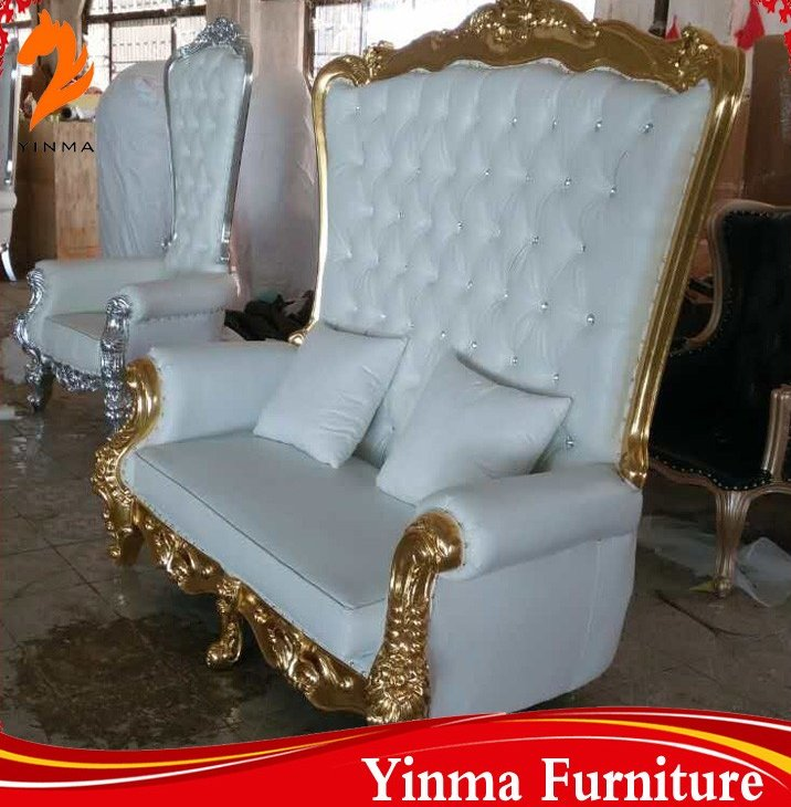 2106 YINMA Hot Sale cheap king throne chair