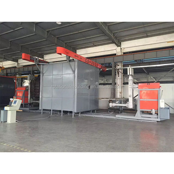 carrousel rotomolding machine,shuttle machine,rotational machine