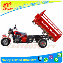 150cc Three Wheel Bicycles For Adults / Three Wheel Pick Up / Plastic Bicycle Wheel