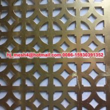 aluminum perforated metal mesh/Aluminum perforated sheet