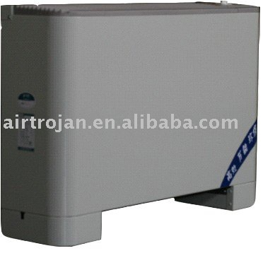 Universal floor standing type fan coil unit for HVAC