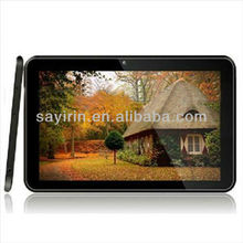 7 inch android 4.0 tablet pc allwinner a10 1.5ghz tablet pc