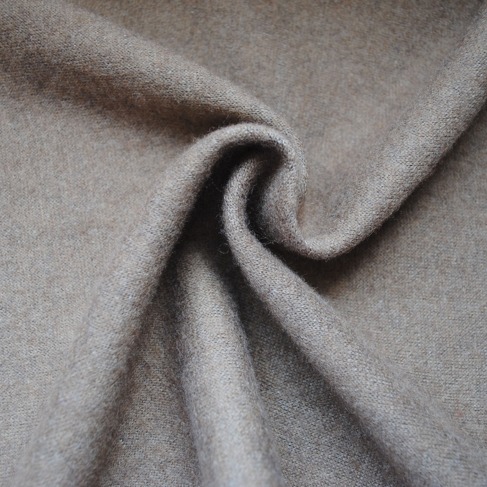 Double Faced Fabric Suiting Fabrics Wool Poly Blended