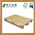 2016 popular Chinese manufacturers supply solid Wood pallets