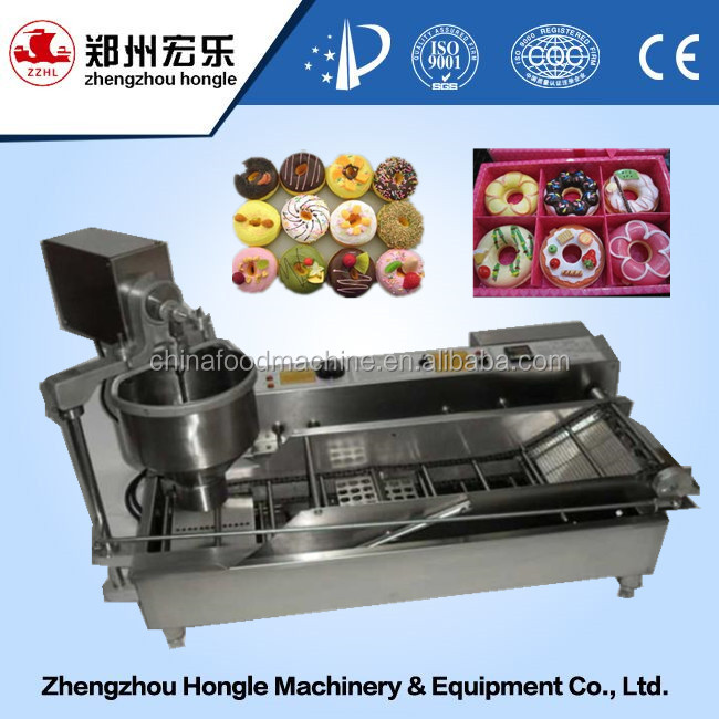 donut making machine/machine make donut/industrial donut maker