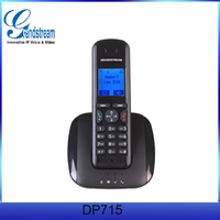 Grandstream long range cordless phone DP715 SIP Voice Phone