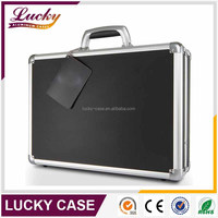metal aluminum attache case for laptop