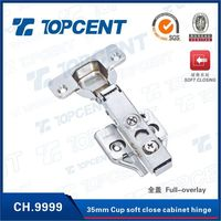 105 angle soft close hydraulic concealed door hinge