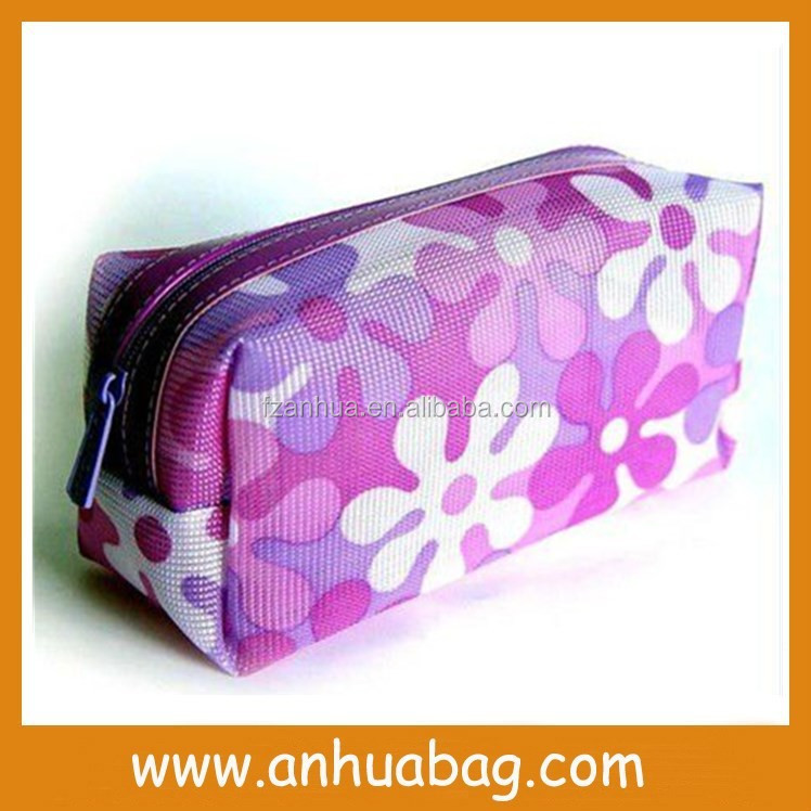 latest convenient travel nylon cosmetic bag