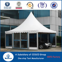 High quality metal outdoor pagoda tent
