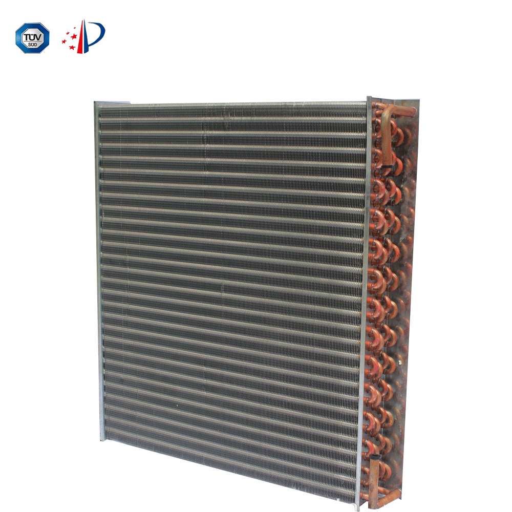 China Condenser manufacturers custom production vending machine condenser