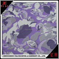 Polyester Oil Painting Design Woven polyester Fabric For Dress,Bag
