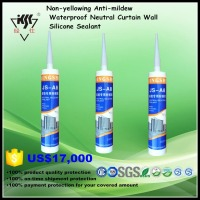 Non-yellowing Anti-mildew Waterproof Neutral Curtain Wall Silicone Sealant