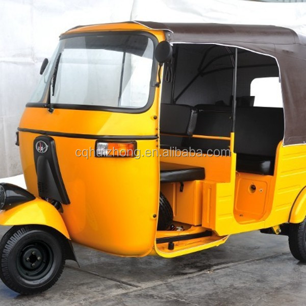 2014 China newest bajaj passenger tricycle for sale/ cng 4 stroke rickshaw/ bajaj 3 wheel closed taxi bicycle