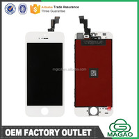 Competitive price wholesale for iphone 5s lcd, for iphone 5s lcd screen, lcd screen for iphone 5 digitizer with paypal accept