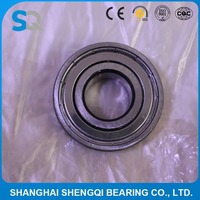 Deep groove ball bearing 6409 size 45*120*29mm cheap ball bearing