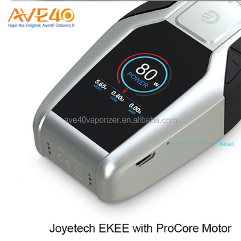 2017 Newest Arrival 2000mah 80W TFT Color Screen Joyetech EKEE with ProCore Motor Kit