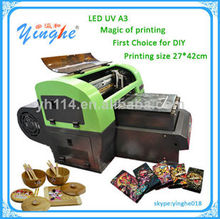 2014 Best Selling 3C Products UV Printer with Competitive Price