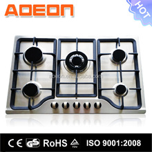 30 inch Stainless steel gas stove with 5 burners AOEON 805SH