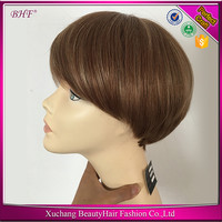 virgin brazilian hair synthetic wig wig for black women