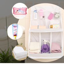 Mommy Polyester Diaper Nursery organizer hanging for Baby clothing
