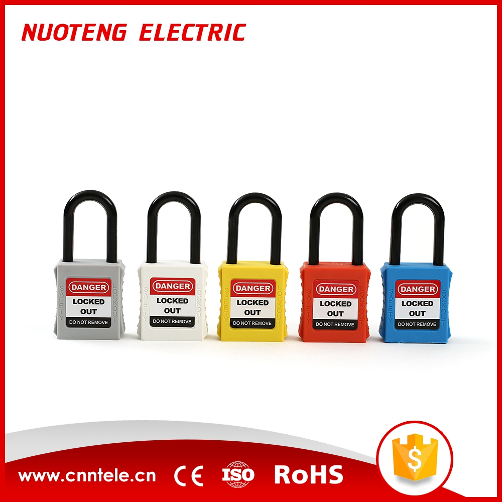 AP38P Waterproof Padlocks,Security Lock,Keyed Alike With Color Customize