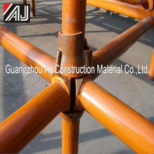 1-3m Painted| HDG Steel Upright Scaffolding, Made in Guangzhou