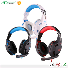 Hi-Fi sound stereo gaming headset PC earphone computer headphone game headphone G2100