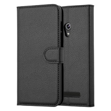 New products wallet flip leather case for ASUS Zenfone 5 A501CG mobile cover