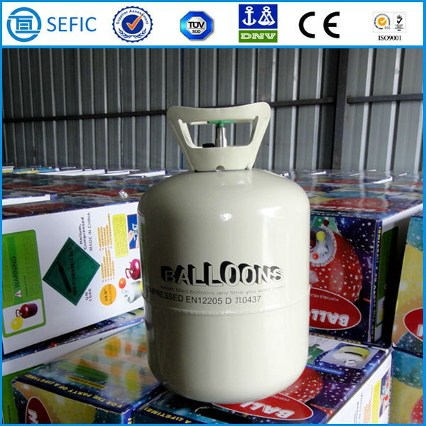 50 LB Low Price Welded Steel Helium Tank for Sale
