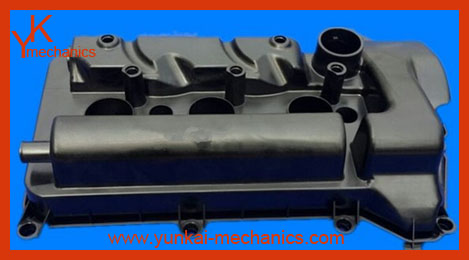 ABS injection moulding ATOMOBILE CYLINDER COVER,plastic injection molding