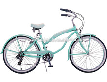 "26"" Bike Cruiser High Quality Single Speed/26 Beach Cruiser Bike"