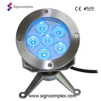 China 6w underwater swim pool led light with CE ROHS