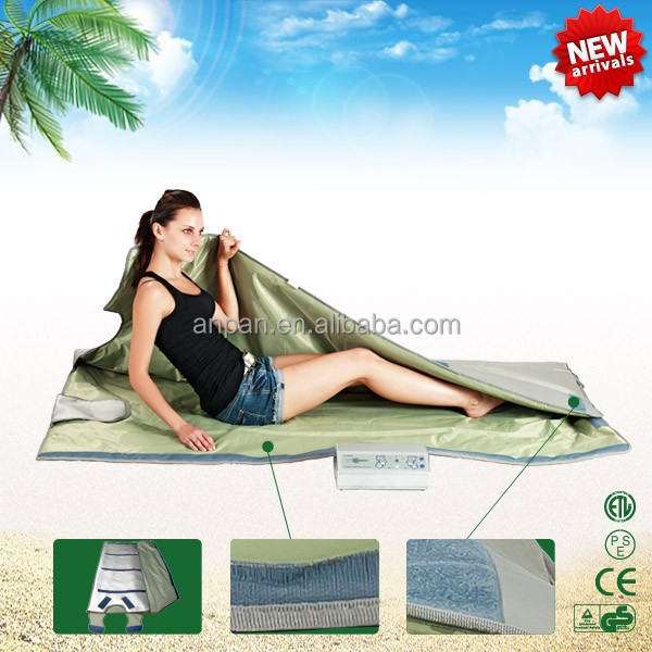 PH-2BIII 3 part far infrared blanket sweating weight losing blanket thermal for Australia