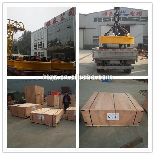 2017 Used Scrap Lifting Magnets for sale,MW5 High-temperature Series Lifting magnet