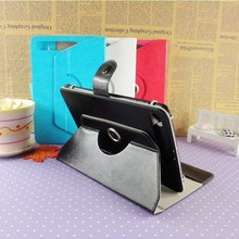 7 8 9 10 inch universal tablet case 360 rotating leather stand universal tablet cover wholesale