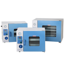 DZF series hot air laboratory vacuum drying oven price with pump