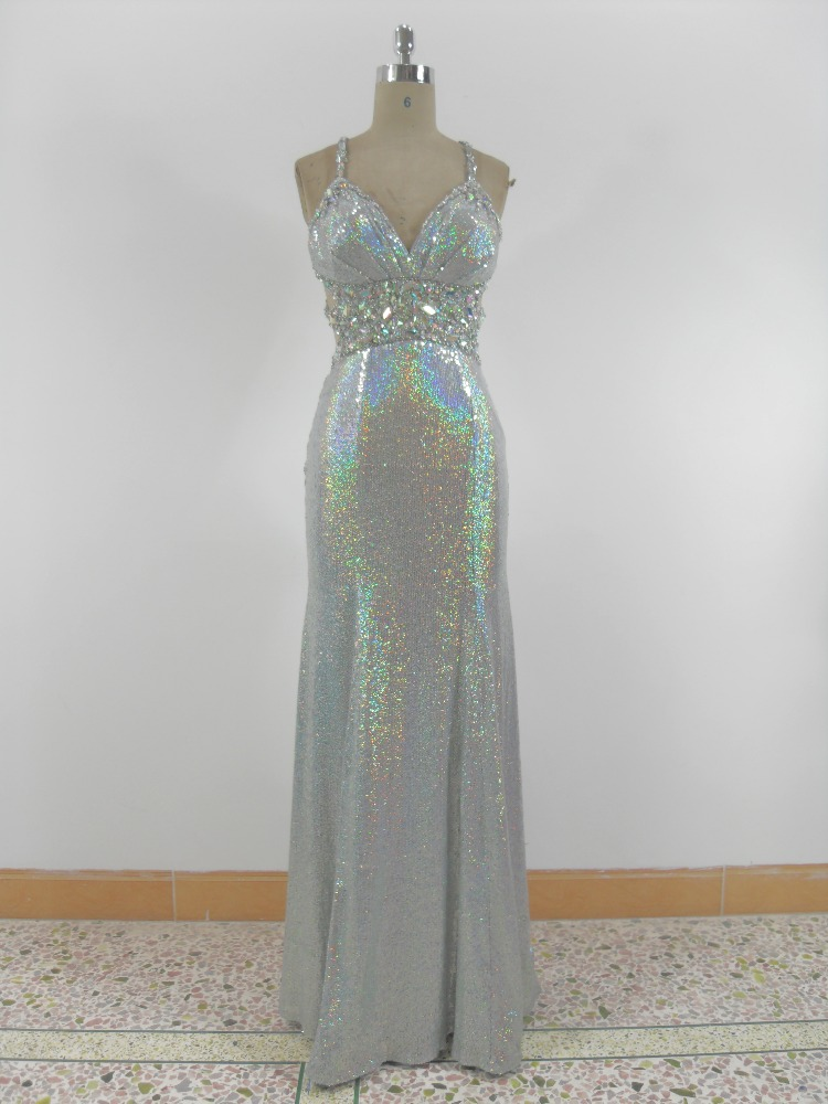 Specialize export business evening dress made in china