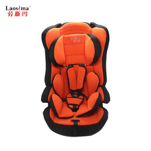 Washable functional baby car seat thick maretial sitting chair for 9-36kgs