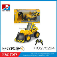 Kids Electric Toy 6 Channels RC Construction Car Toys RC Excavator For Sale HC270294