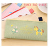 New Design Horse Printing Polyester Cartoon Zip pencil bag