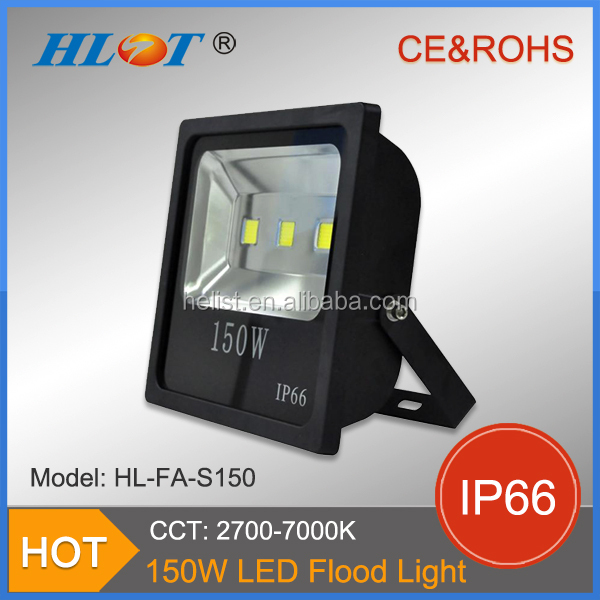 led flood light for outdoor use SMD led flood light 50 W 100W 150W 200W with 5 years warranty